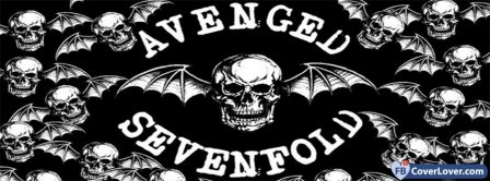 Avenged Sevenfold 4 Facebook Covers