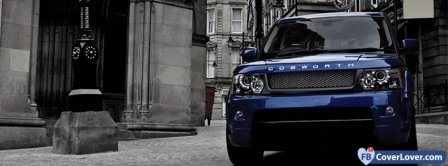 Kahn Cosworth Range Rover Sport RS300 Facebook Covers