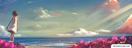 Beautiful Ocean Painting Facebook Covers