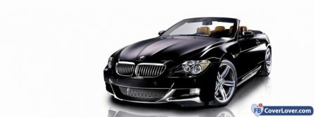 BMW M6 Convertible Facebook Covers