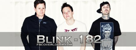 Blink-182 Facebook Covers