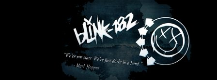 Blink 182 We Are Not Stars Facebook Covers