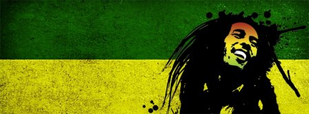 Bob Marley Jamaica Facebook Covers