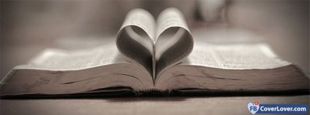 Book Heart Shaped Facebook Covers
