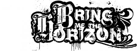 Bring Me The Horizon White Background Facebook Covers