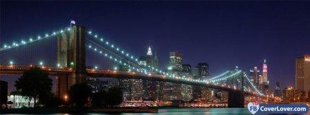Brooklyn Bridge  Facebook Covers