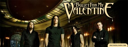 Bullet For Valentine  Facebook Covers