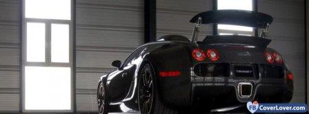 Bugatti Veyron Mansory Linea Vincero  Facebook Covers