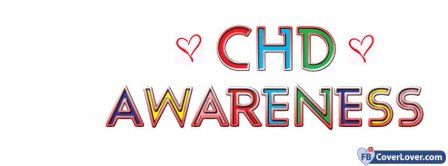 CHD Awareness 2 Facebook Covers