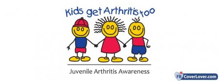 Child Arthritis Awareness  Facebook Covers