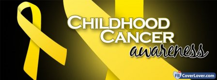 Childhood Cancer Awareness Facebook Covers