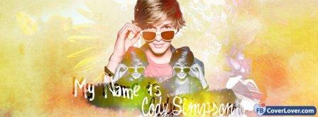 Cody Simpson 4 Facebook Covers