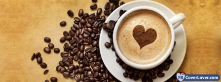 Coffee Lover Facebook Covers