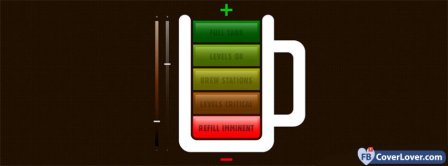 Coffee Meter Facebook Covers