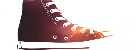 Converse Shoes Are Cool Facebook Covers