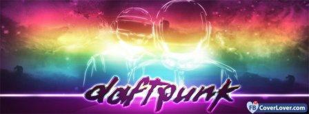 Daft Punk 5 Facebook Covers