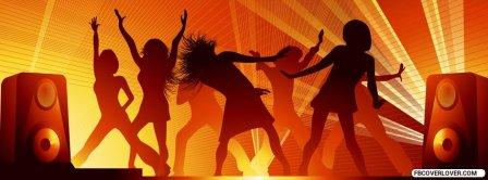 Dance Music Scene Facebook Covers