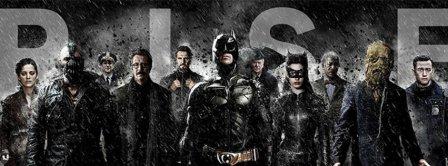 Dark Knight  Facebook Covers