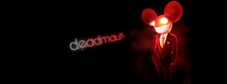 Deadmau5 In A Suit Facebook Covers