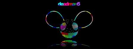 Deadmau5 Facebook Covers