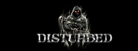 Disturbed 3 Facebook Covers