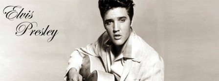 Elvis Presley 5 Facebook Covers
