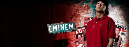 Eminem 5 Facebook Covers