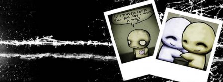 Emo Love Cute Pon And Zi Dark Sad Picture Quote Hug Facebook Covers