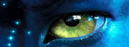 Eye Of Avatar   Facebook Covers