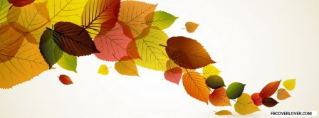 Fall Leaves Facebook Covers