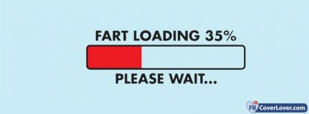 Fart Loading Facebook Covers