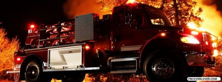 Fire Truck Mwf Facebook Covers