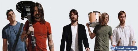 Foo Fighters 2  Facebook Covers