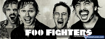 Foo Fighters 4 Facebook Covers