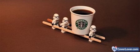 Funny Starbucks Coffee Facebook Covers