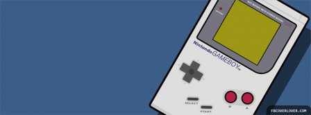Gameboy Facebook Covers