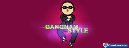 Gangman Style 1 Facebook Covers