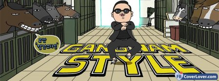 Gangman Style 2 Facebook Covers