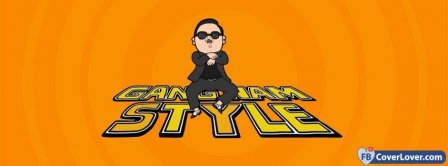 Gangman Style Facebook Covers