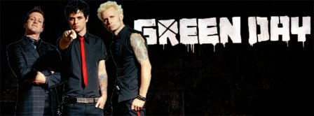 Green Day Facebook Covers