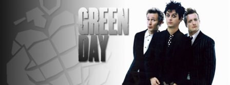 Green Day 2 Facebook Covers