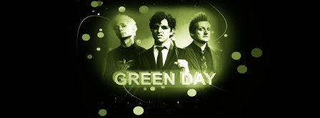 Green Day 4 Facebook Covers