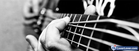 Guitar Cords Facebook Covers