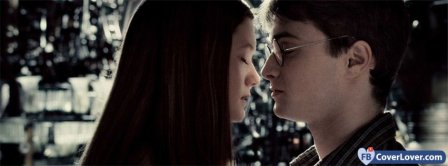 Harry Potter Kiss  Facebook Covers