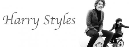 Harry Styles 2 Facebook Covers