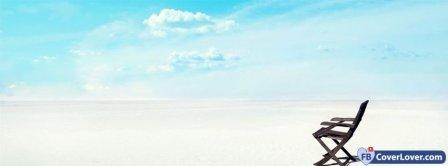 Horizon Of Beach Facebook Covers