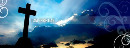 I Am Christian Facebook Covers