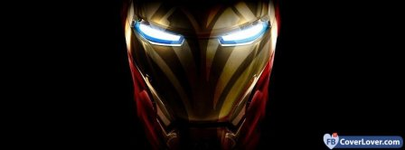 Iron Man Mask Facebook Covers Facebook Covers