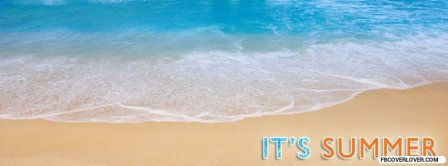 It Is Summer Facebook Covers