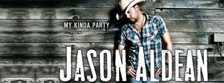 Jason Aldean My Kinda Party Facebook Covers